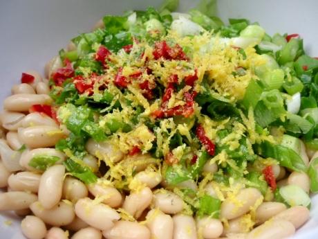 Cannellini Summer Salad